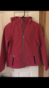 Brand New Girls Youth Size 14 Softshell Michael Kors Jacket Carlisle, 50047