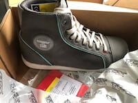 Women's motorcycle riding sneaker shoes , never worn , bought from revzilla.com. Size8 womens, size 40 EU. Brentwood, 11717