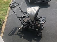 Sit N' Stand® Double Stroller -Millennium in excellent condition . Springfield, 07081