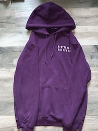 Purple H&M Nocturnal Universe Hoodie (S) New Westminster, V3M 6C9