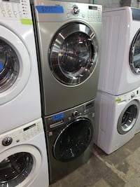 Mix & match LG front load washer & electric dryer working perfectly