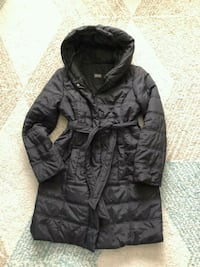 Thyme maternity winter jacket size L 547 km