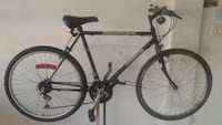 black and gray hard tail mountain bike Montreal, H1Y 1L3