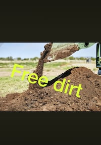 Free dirt - anywhere - free clean dirt delivery