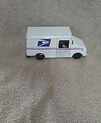white delivery truck diecast model Covington, 30016
