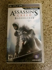 PSP game - Assassin's Creed Bloodlines Boise, 83705