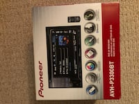 Brand new pioneer double din deck Mississauga, L5V 3E4