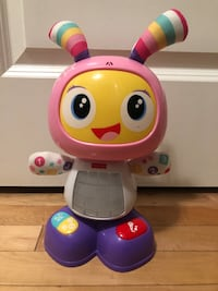 Like new Fisher Price Beat Belle Toy Calgary, T3M 2G7