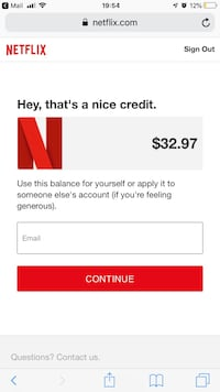 32/33$ of Netflix credit Woodbridge, 22191