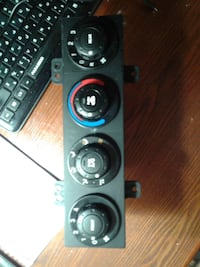 black car stereo control panel Coquitlam, V3B 7L4