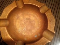 copper allans dry ginger ale ashtray Beaconsfield, H9W 2K3