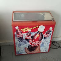coca cola chest freezer Rialto, 92377
