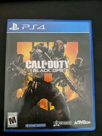 Call Of Duty Black Ops 4 PS4 Malden, 02148
