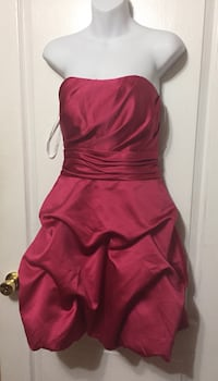 Pink Ruffle Dress: Size Small Toronto, M6G