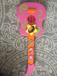 Dora Guitar with sound.