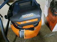 Ridgid 6 gallon air compressor Santa Ana, 92701
