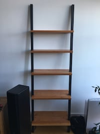 2 leaning shelves Room and Board San Francisco, 94107