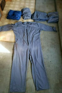 blue and black pants and pants Turlock, 95380