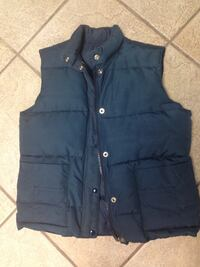 Ladies Size Medium duck filled vest