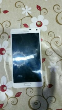bianco Samsung smartphone android