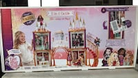 New in box EVER AFTER HIGH 2 in 1 CASTLE Houston, 77083