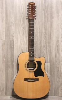 12 String Acoustic electric Guitar built in tuner brand new Richmond Hill