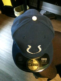 Colts fitted hat size 7 1/2 and one size fits all Toms River, 08755