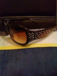 Large frames brown sunglasses Rogers, 72756