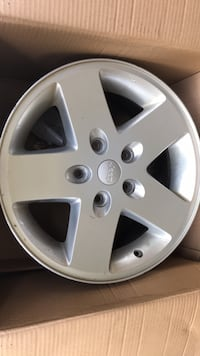 "5 Jeep  17"" Rims Bristow, 20136"