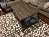 Coffee table and entertainment stand. Asking 150 for set. Takoma Park