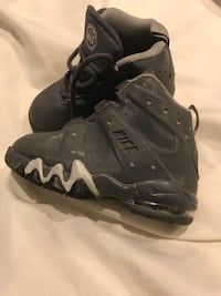 """Air Max baby shoe(sz 7C)Grey""""Great Condition""""(Retail$59) Cleveland Heights, 44118"""