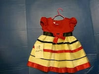 18 month dress, Bonnie Baby