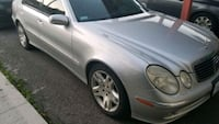 Mercedes - E500 - 2004 Vaughan