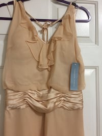 Size 4 brand new with tag dress . San Jose, 95122