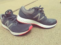 pair of gray-and-pink running shoes Seaside, 93955
