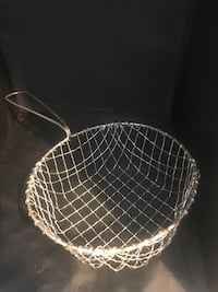 round white and black wicker basket Ottawa, K1V 1K3