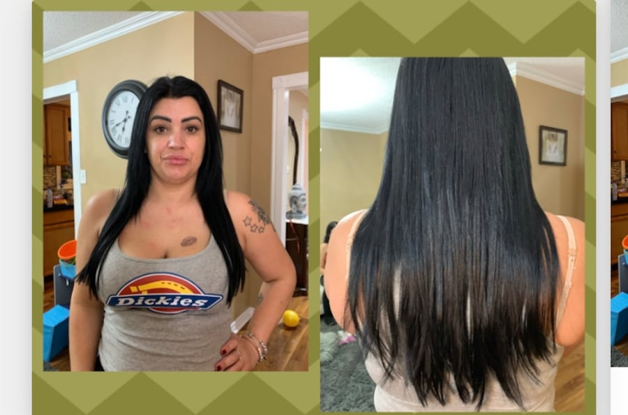 Hair extensions tap in or microbeads and Nail tip and Nano beads 6fb9909b-0b6f-4f49-99eb-3294c58355ef