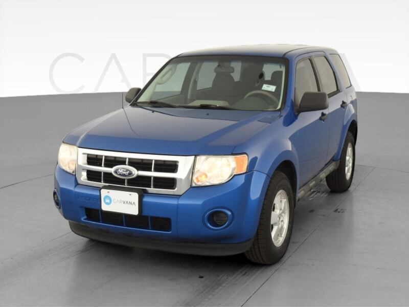 2011 Ford Escape suv XLS Sport Utility 4D Blue <br /> 0