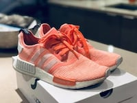 NMD sneakers - Women's Size 10 North Vancouver, V7L 2N4