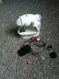 white and purple quadcopter with controller Chambersburg, 17202