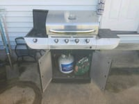 white and gray gas grill Sparta, 65753