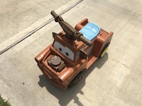 Tow Mater - missing charger League City, 77539
