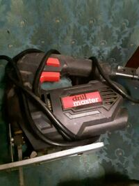 black and gray Craftsman corded power tool Evansville, 47711