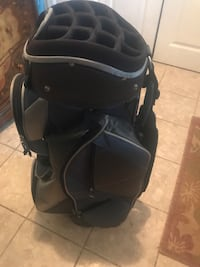 Barely used , 13 dividers, clean,9 pockets,single strap Vienna, 22180