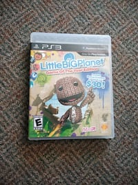 Little Big Planet goty edition not for resale PS3 game  Summerville
