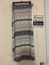 gray and black tribal print pants Brownsville, 78526