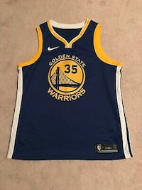 Kevin Durant jersey size XL Surrey