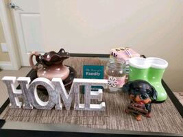 Moving sale!!! Home decors