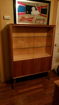 Art Deco Hutch. 1959.  2302 mi
