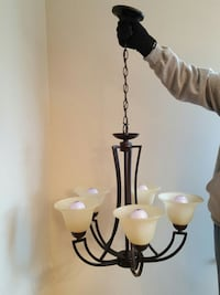 5 light chandelier Elmhurst, 60126